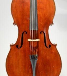 c.1830 ladies size cello