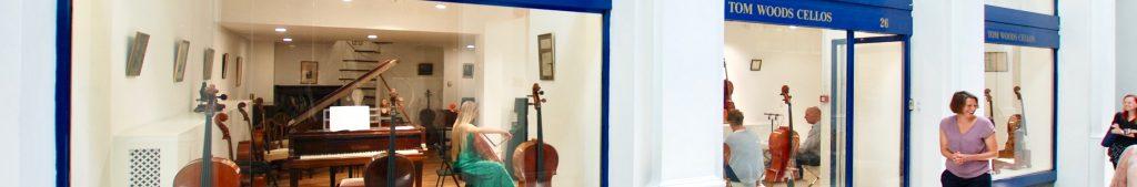 fine cello shop